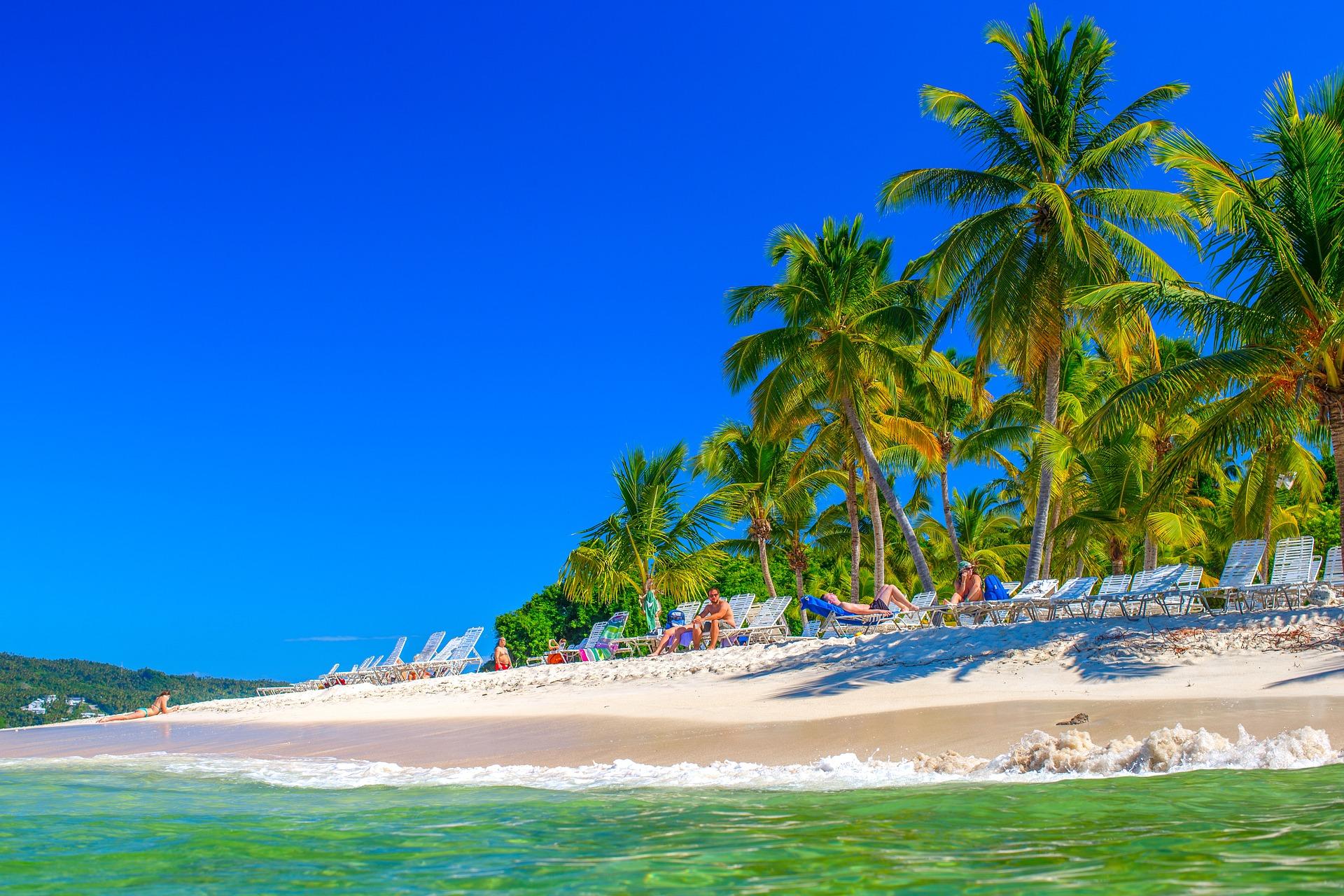 Dominikana - plaża