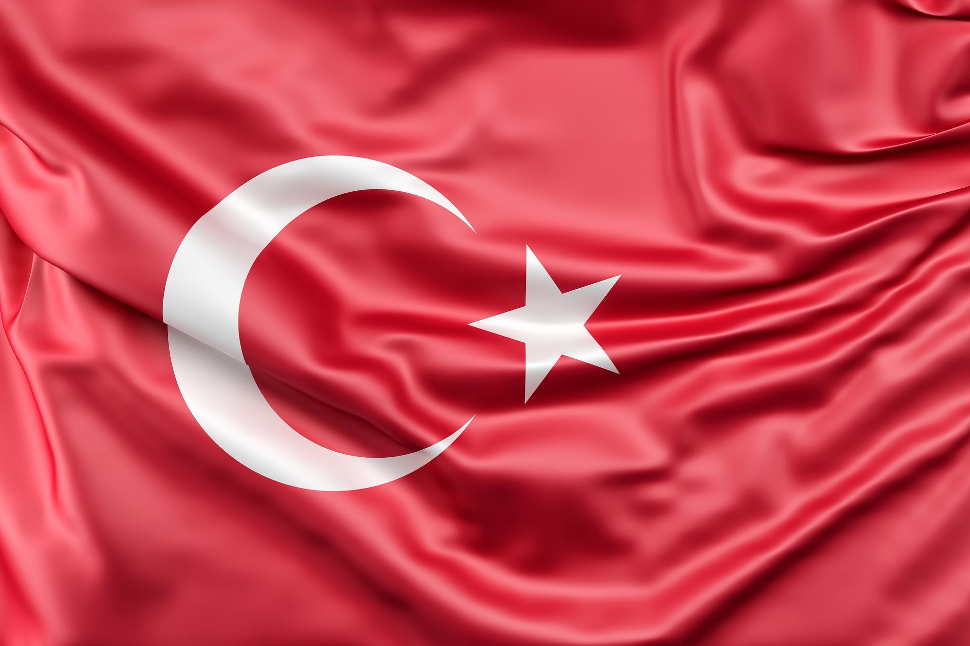 Turcja - flaga