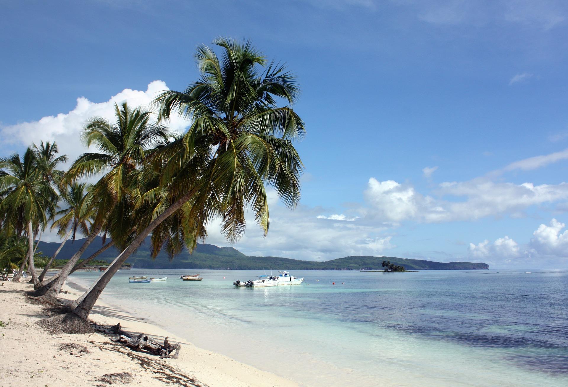 Dominikana - morze
