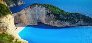 Grecja - morze