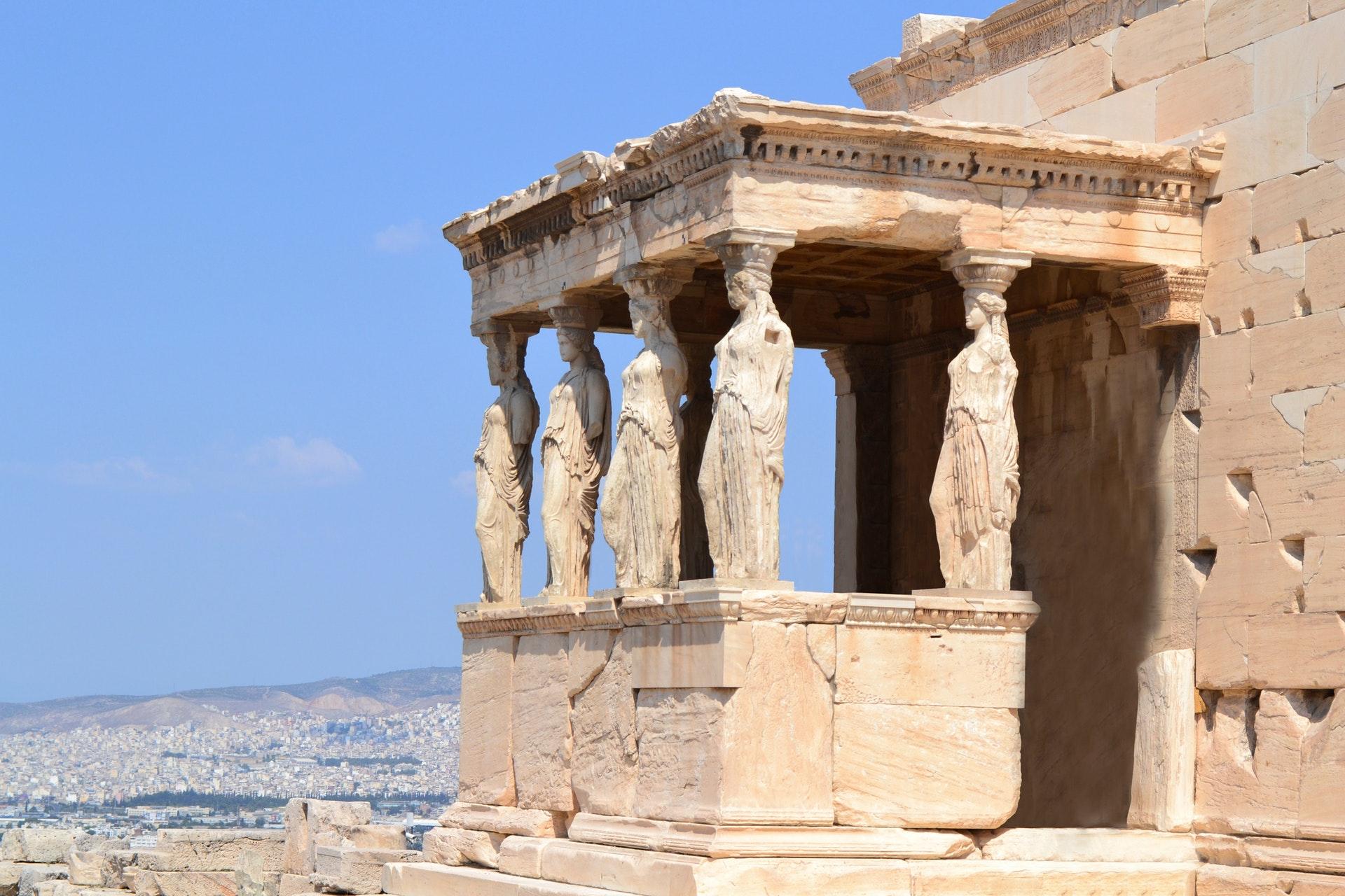 Grecja - świątynia
