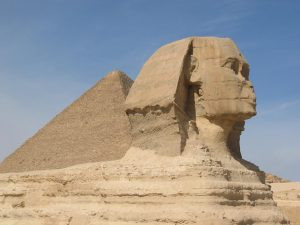 Egipt - Sfinks