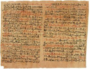 papyrus Egipski