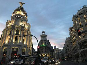 Stolica Hiszpanii